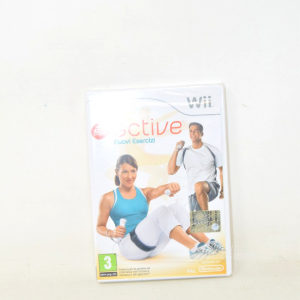 Video Game Nintendo Wii Active New Esercizi New
