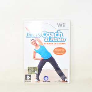 Video Game Nintendo Wii The My Coach Of Fitness Sempre In Shape