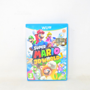 Video Game Nintendo Wii U Super Mario 3d World