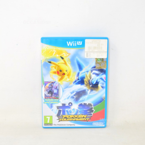 Video Game Nintendo Wii U Po-wu Pokemon Tournament