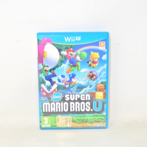 Video Game Nintendo Wii U New Super Mario Bros.u