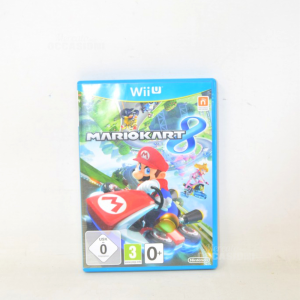 Video Game Nintendo Wii U Mariokart 8
