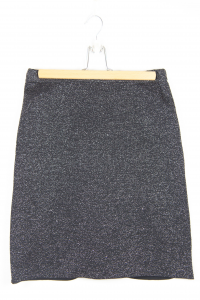 Short black skirt with sequins | Fashion Online clothing Casual Chic