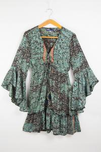 Vestito corto vintage chic | Abbigliamento donna online