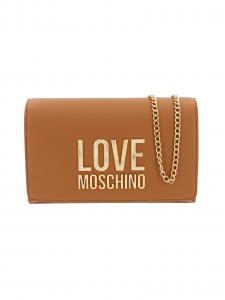 Love Moschino Borsa a Tracolla Donna Cammello