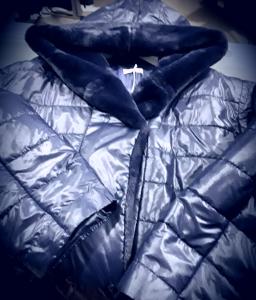 Trapuntino lungo  a cappotto calibrato