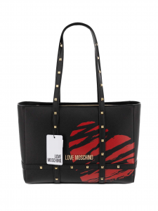 Love Moschino Borsa Shopping Donna Nera
