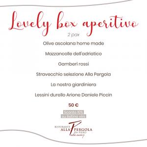 Lovely box Aperitivo