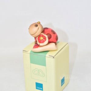 Object Ladybug Thun With Flower