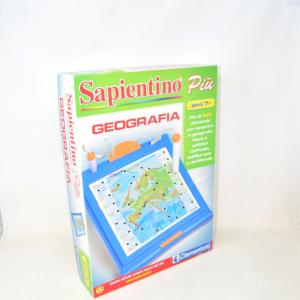 Gioco Sapientino Geografia Clementoni