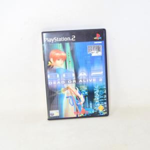 Videogioco Doa 2 Dead Or Alive 2 Per Playstation 2