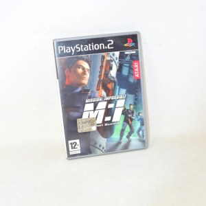 Videogioco Per Playstation 2 Mission Impossible