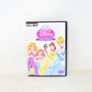 Videgioco Pc Disney Princess Magica Avventura