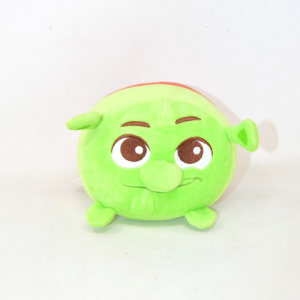 Stuffed Animal Shrek Green With Nose To Patata Green