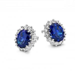 Orecchini Royal Blu