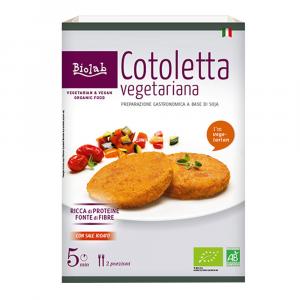 Cotoletta vegetariana Biolab