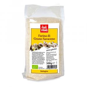 Farina di grano saraceno Baule volante