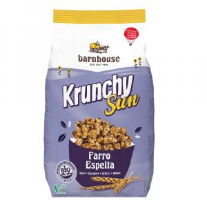 Krunchy sun - granola di farro Barnhouse