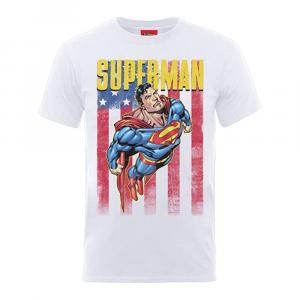Maglietta Superman taglia M (12 anni) manica corta