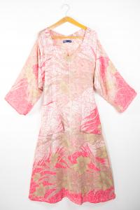 Vestito in viscosa taglia comoda. abbigliamento orientale online
