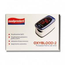 PULSOSSIMETRO DA DITO MEDIPRESTERIL OXYBLOOD-2