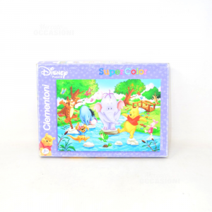 Game Puzzle Clementoni Winnie The Pooh