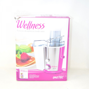 Spin-dryer Wellness Imetec With Cook Book