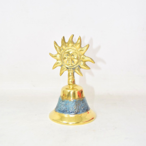 Campanella In Ottone Con Sole