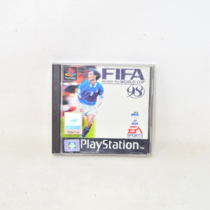Video Game Fifa Road To World Cup (without Manual)