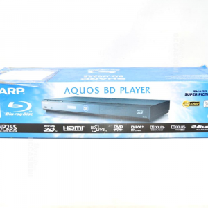 Reader Blue Ray Disc Sharp Bd-hp25s