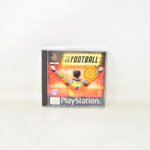Video Game Playstation This Is Football With Manual