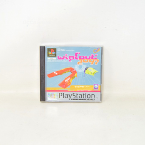 Video Game Playstation Wipeout2097 With Manual Sles00327
