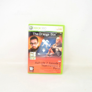 Videogioco X Box The Orange Box