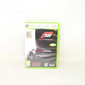 Video Gamexbox360 Force Motorsport3 With Manual