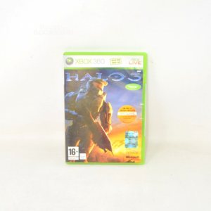 Video Gamexbox360 Halo 3 With Manual