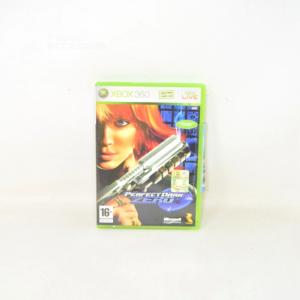 Videogioco Xbox360 Perfectdark Zero Con Libretto