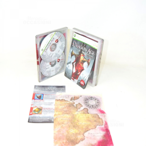 Videogioco Xbox360 Dragon Age Origins Collector's Edition 2cd/Libretto/Mappa(no Cover)