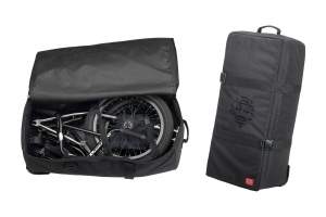 Odyssey Traveler Bag | Colore Black