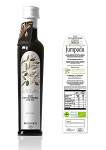 "Jumpadu- Olio extravergine di oliva biologico ""Bosana"""