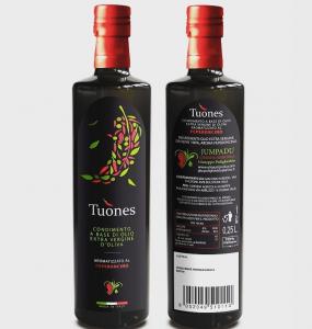 TUONES - Olio extravergine di oliva e peperoncino Jumpadu