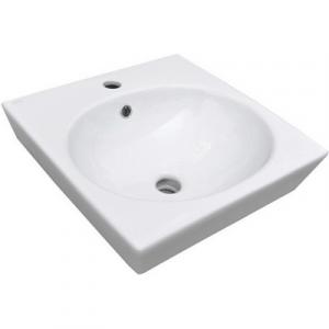 LAVABO D' APPOGGIO SALLY CM 45 x 45 ALTHEA Bianco