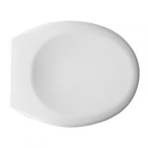 SEDILE WC TERMOINDURENTE MOD. D051 DOPPIA CERNIERA                 Bianco Soft-Close