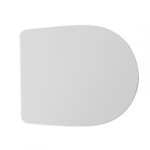 SEDILE WC TERMOINDURENTE MOD. D180                                     Bianco