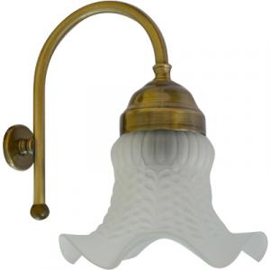 LAMPADA IN OTTONE ANTICO MONIQUE                                       -