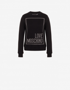 Felpa LOVE MOSCHINO ART.W 6 302