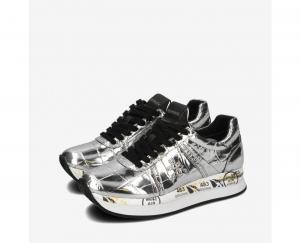 Sneaker donna PREMIATA  COL.4818 ARGENTO   ART.CONNY