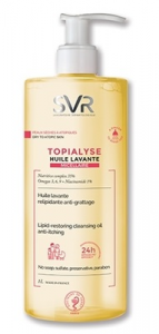 TOPIALYSE HUILE LAVANTE MICELLAIRE 1 LT  SVR