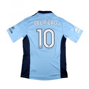 2012-13 Sydney FC #10 Del Piero Maglia Home M *Nuova