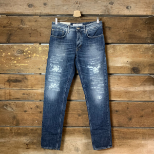 Jeans Uomo Department 5 Keith Denim Destroyed