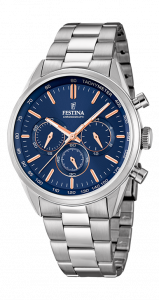 Festina - orologio uomo F16820/A CRONOGRAFO